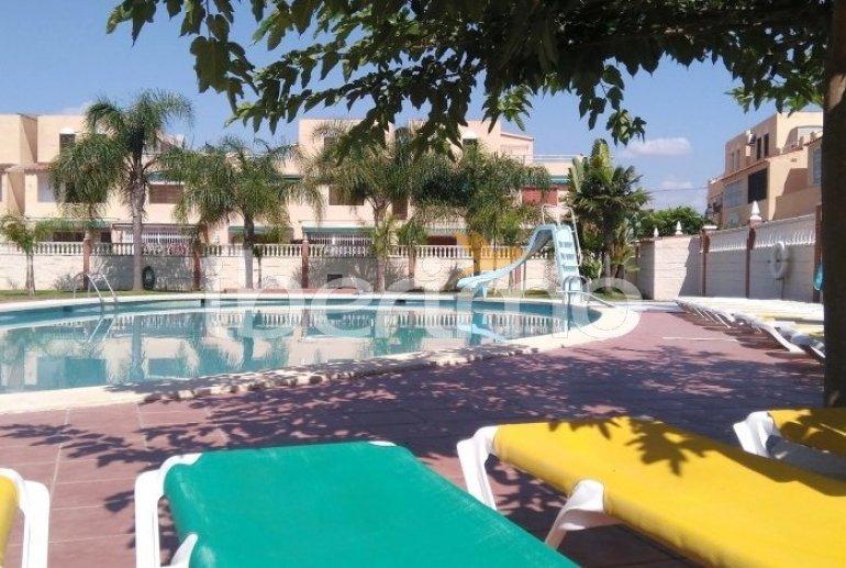 Appartement   à Peniscola pour 4 personnes avec piscine commune et proche mer p3