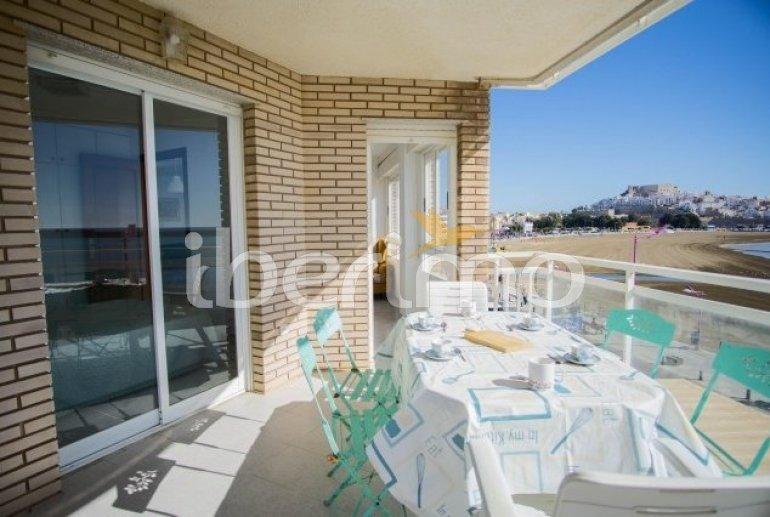Appartement   à Peniscola pour 8 personnes avec piscine commune et belle vue mer p2