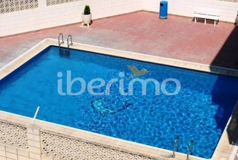 Appartement   à Peniscola pour 8 personnes avec piscine commune et belle vue mer p4