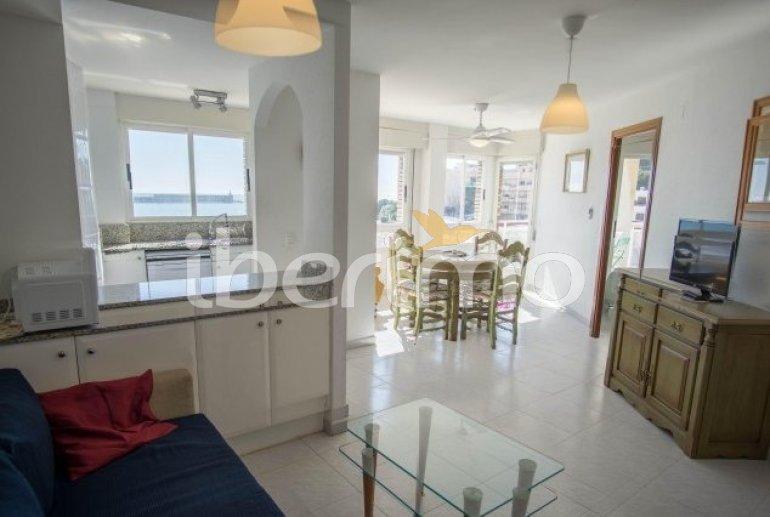 Appartement   à Peniscola pour 8 personnes avec piscine commune et belle vue mer p5