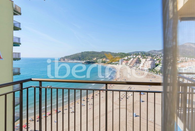 Appartement   à Oropesa del Mar pour 4 personnes avec belle vue mer p17