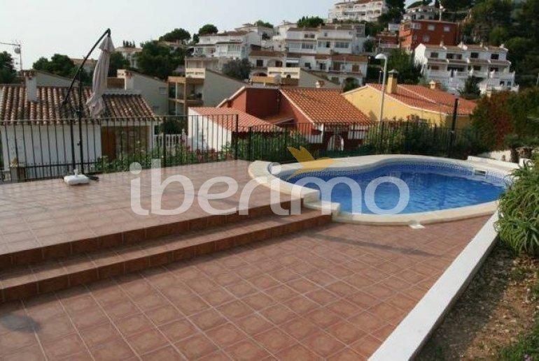 Villa   à Peniscola pour 8 personnes avec piscine privée et belle vue mer p2