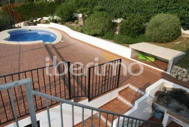 Villa   à Peniscola pour 8 personnes avec piscine privée et belle vue mer p11