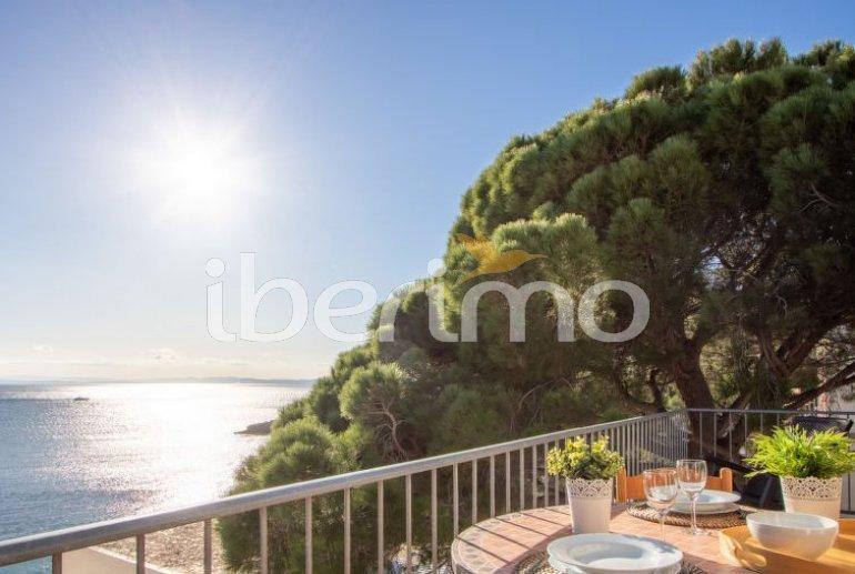 Appartement   à Rosas pour 7 personnes avec belle vue mer p0
