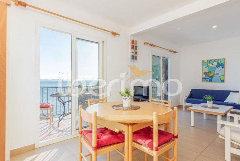 Appartement   à Rosas pour 7 personnes avec belle vue mer p1