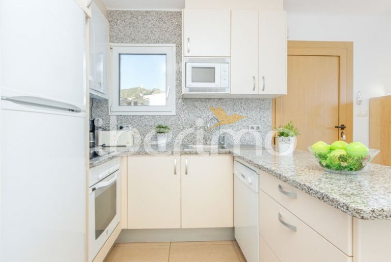 Appartement   à Rosas pour 7 personnes avec belle vue mer p7