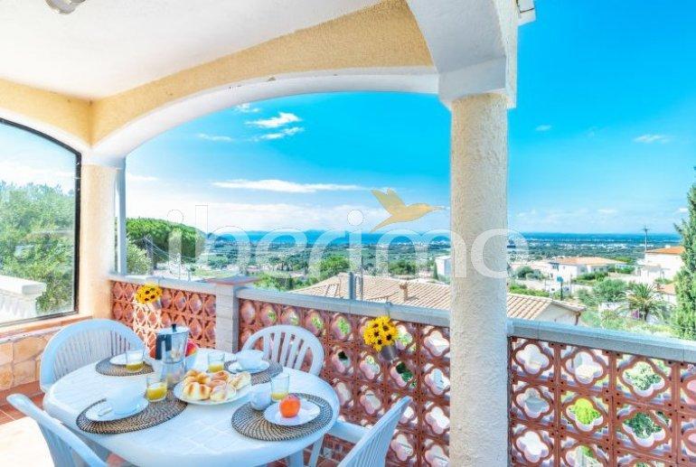 Appartement   à Rosas pour 4 personnes avec belle vue mer p4
