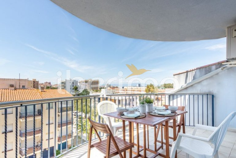 Appartement   à Rosas pour 5 personnes avec belle vue mer p0