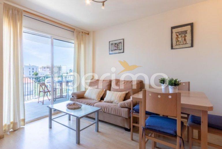 Appartement   à Rosas pour 5 personnes avec belle vue mer p1