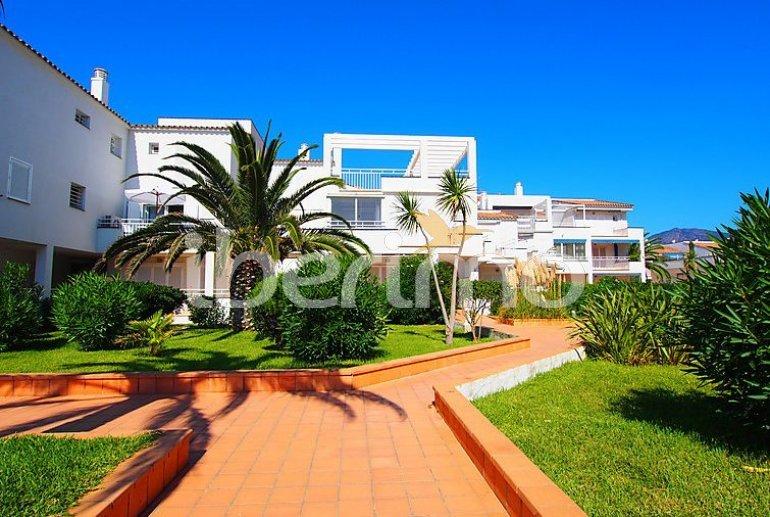 Appartement   à Rosas pour 6 personnes avec belle vue mer p0