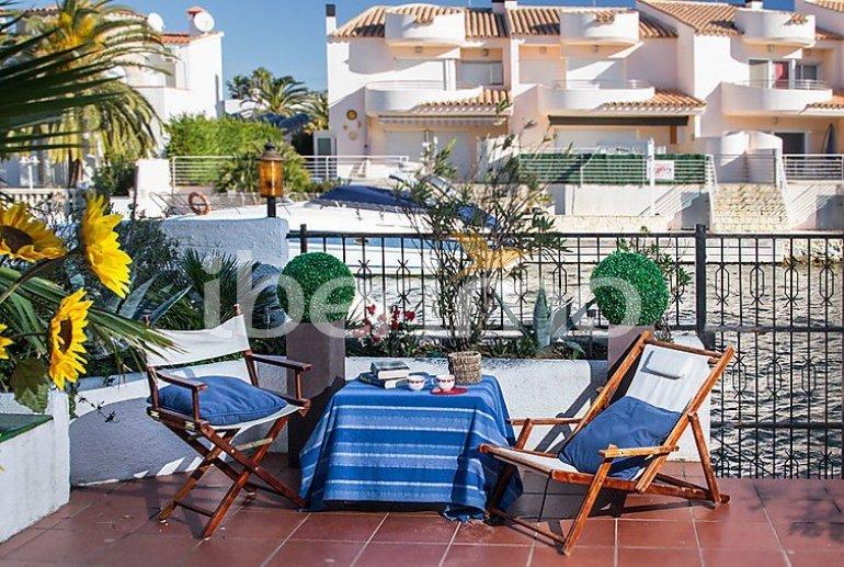 Villa   à Empuriabrava pour 6 personnes avec lave-vaisselle p0