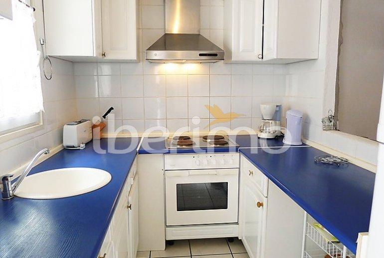 Villa   à Empuriabrava pour 6 personnes avec lave-vaisselle p5