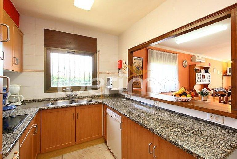 Villa   à L'Escala pour 8 personnes avec lave-vaisselle p6