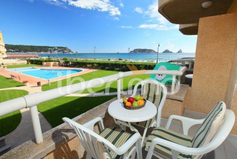 Appartement   à L'Estartit pour 3 personnes avec piscine commune p0