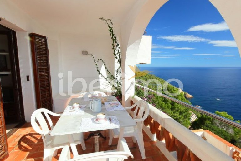 Flat   Begur 4 persons - comunal pool p15