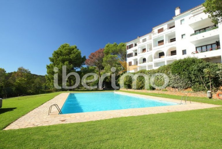 Flat   Begur 4 persons - comunal pool p0