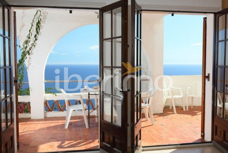 Flat   Begur 4 persons - comunal pool p4