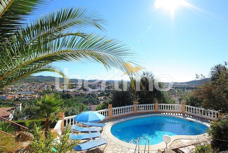 Villa   à Calonge - Sant Antoni de Calonge pour 8 personnes avec piscine privée p9