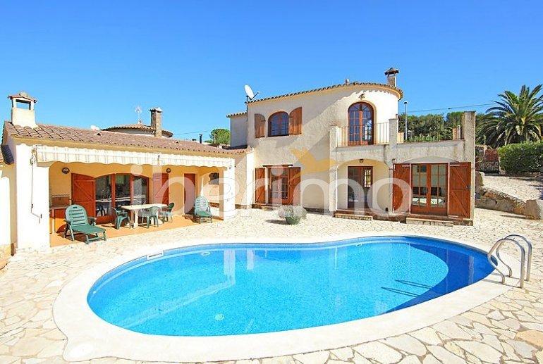 Villa   à Calonge - Sant Antoni de Calonge pour 6 personnes avec piscine privée p6