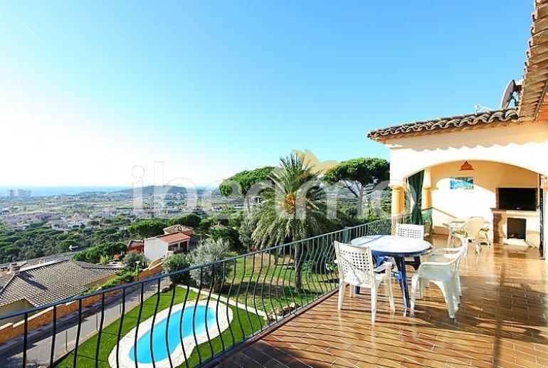 Villa   à Platja d'Aro pour 6 personnes avec piscine commune p12
