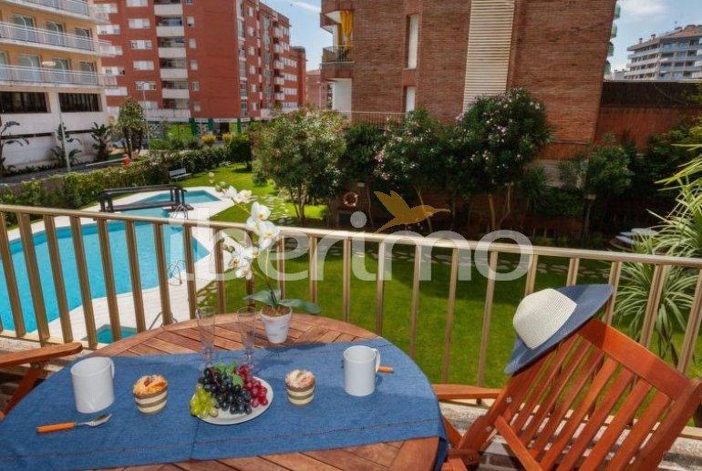 Appartement   à Lloret del Mar pour 4 personnes avec piscine commune p9