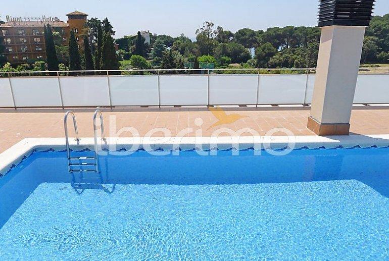 Appartement   à Lloret del Mar pour 4 personnes avec piscine commune p3