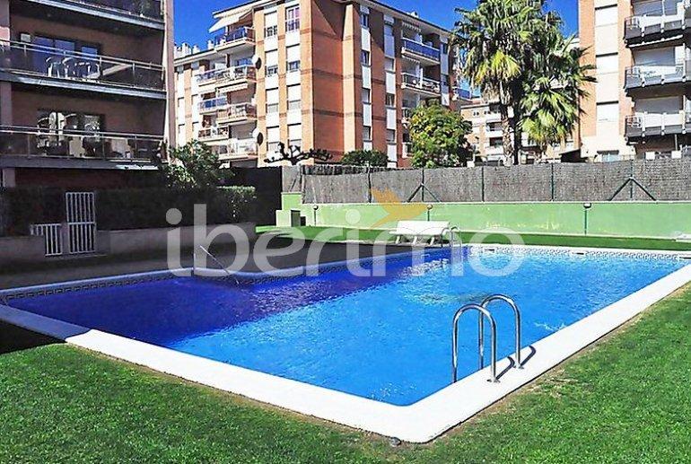 Appartement   à Lloret del Mar pour 4 personnes avec piscine commune p0