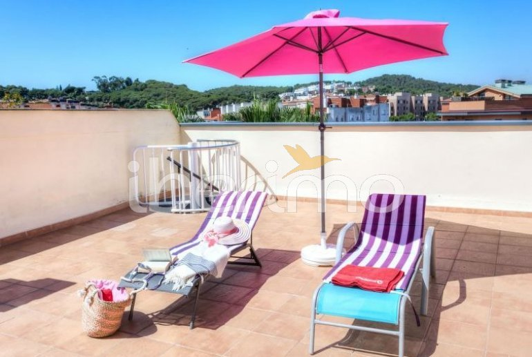Appartement   à Lloret del Mar pour 4 personnes avec piscine commune p4