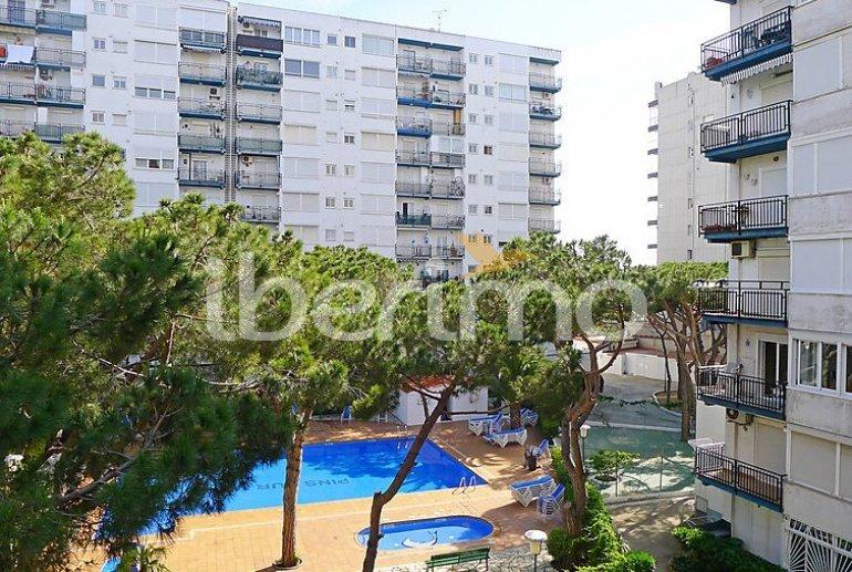 Appartement   à Blanes pour 4 personnes avec piscine commune p0