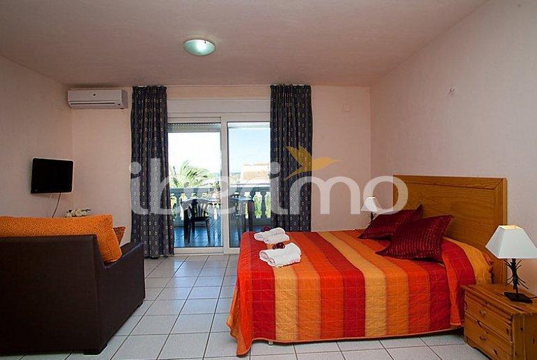 Appartement   à Deltebre  -  Riumar pour 3 personnes avec piscine commune p9