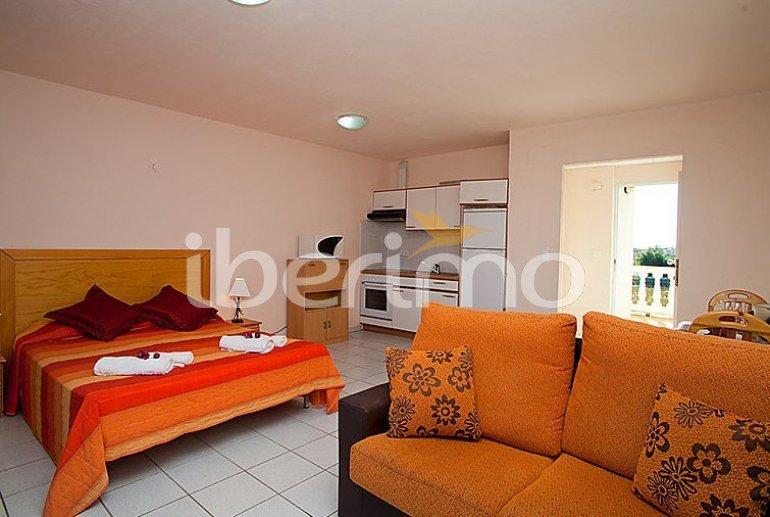 Appartement   à Deltebre  -  Riumar pour 3 personnes avec piscine commune p8