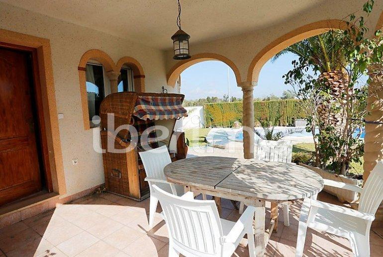 Villa   à L'Ampolla pour 8 personnes avec piscine privée p9