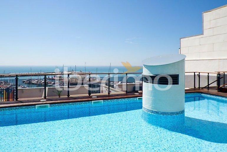 Appartement   à L'Ampolla pour 4 personnes avec piscine commune p0