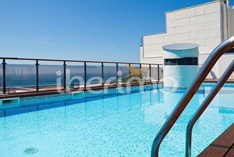 Appartement   à L'Ampolla pour 4 personnes avec piscine commune p2