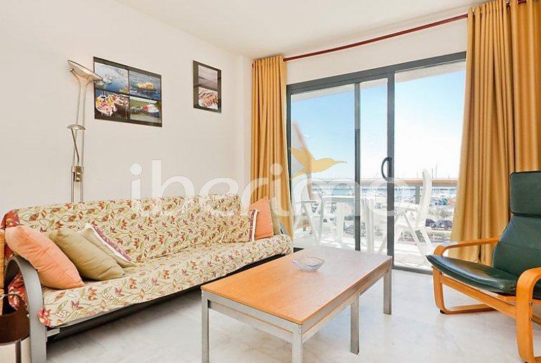 Appartement   à L'Ampolla pour 4 personnes avec piscine commune p4