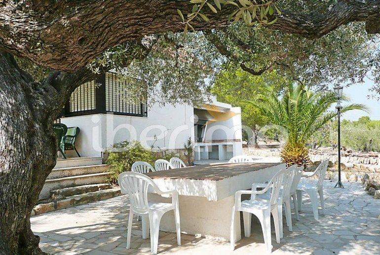 Villa   à L'Ampolla pour 10 personnes avec piscine privée p3