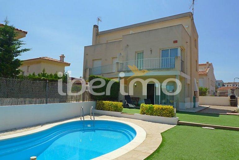 Villa   à L'Ampolla pour 8 personnes avec piscine privée p13