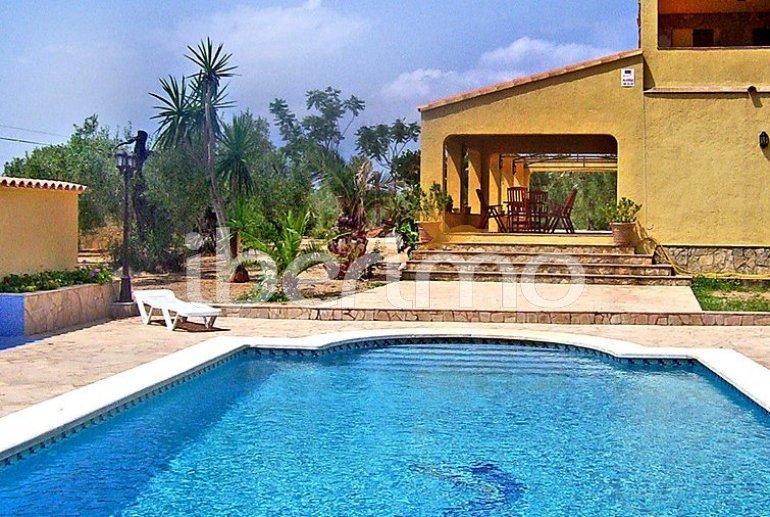 Villa   à L'Ampolla pour 8 personnes avec piscine privée p0