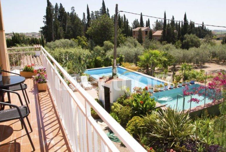 Villa   à Camarles pour 9 personnes avec piscine privée p0