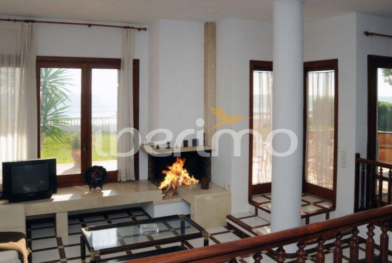 Villa   à Alcanar pour 9 personnes avec belle vue mer p9