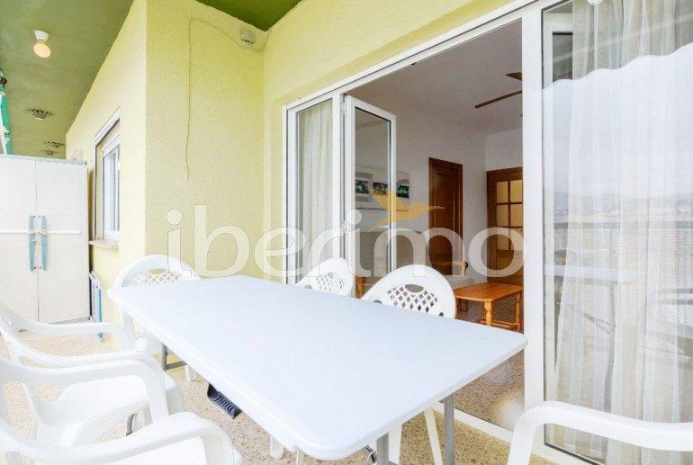 Appartement   à Oropesa del Mar pour 8 personnes avec belle vue mer p4