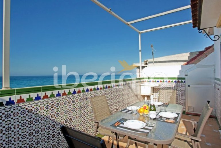 Appartement   à Rincón de la Victoria pour 4 personnes avec belle vue mer p0