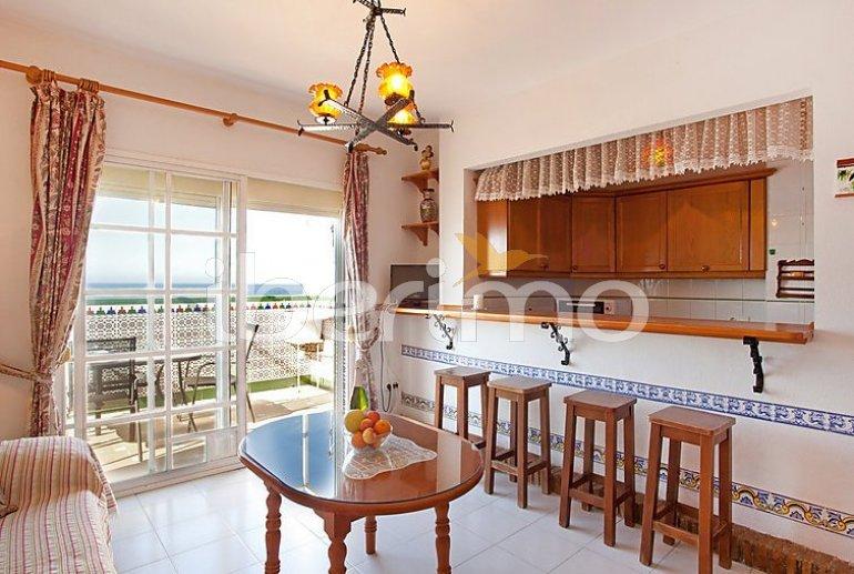 Appartement   à Rincón de la Victoria pour 4 personnes avec belle vue mer p4