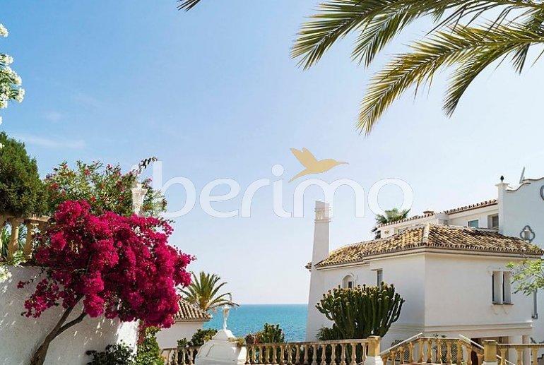 Villa   à Mijas pour 8 personnes avec piscine commune p7