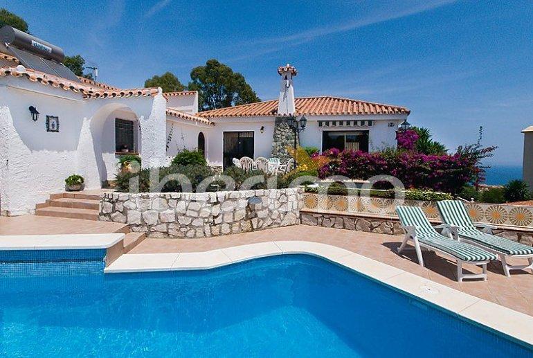 Villa   à Fuengirola pour 6 personnes avec piscine privée p0