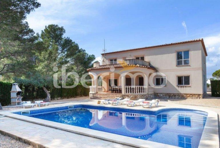 Villa   à Ametlla de Mar pour 17 personnes avec piscine privée p0