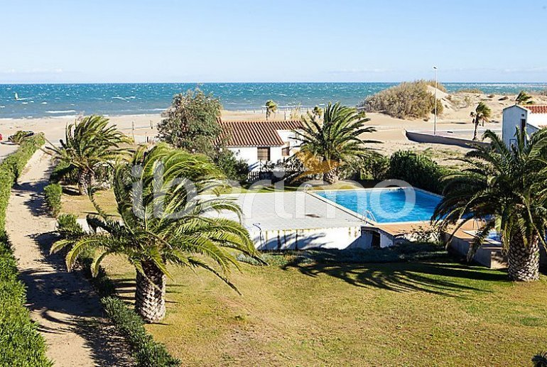 Appartement   à Deltebre  -  Riumar pour 3 personnes avec piscine commune p2