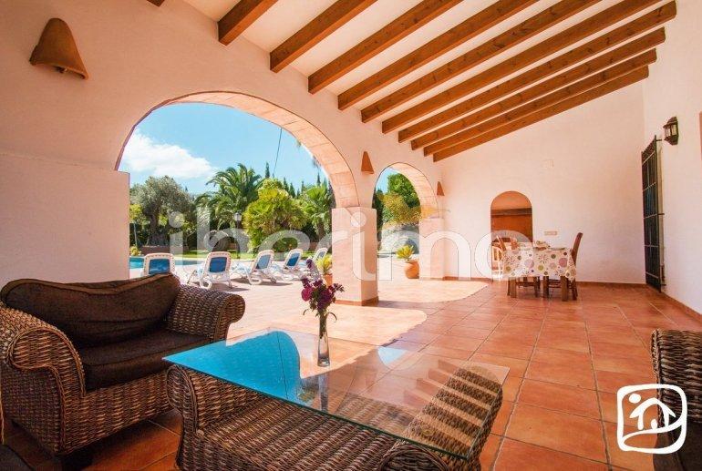 Villa   à Benissa pour 9 personnes avec piscine privée et internet p9
