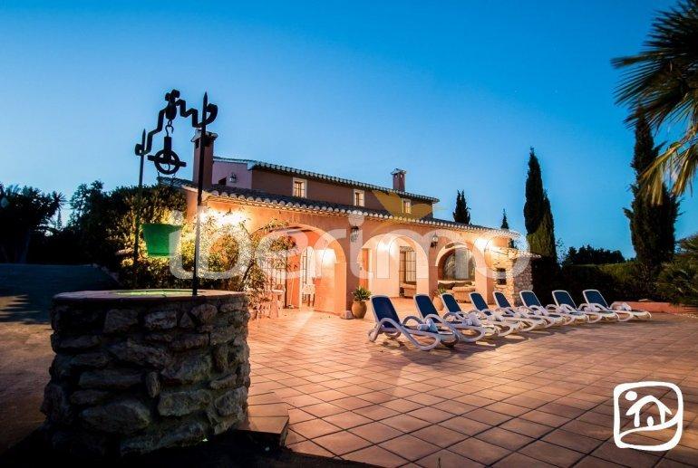 Villa   à Benissa pour 9 personnes avec piscine privée et internet p4
