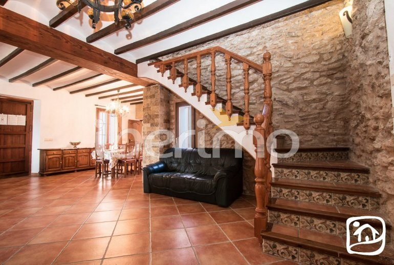 Villa   à Benissa pour 9 personnes avec piscine privée et internet p18